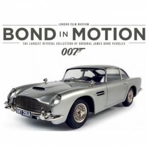 Bond in Motion Tickets From £4.75 @Groupon UK