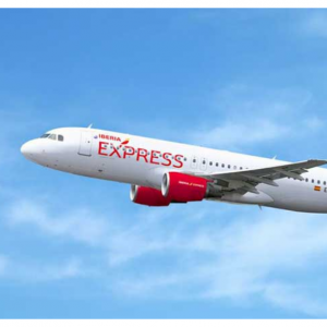 Flights Amsterdam - Madrid @Iberia Express