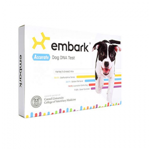 Embark Dog DNA Test Kit | Breed & Genetic Ancestry Discovery | Trait & Health Detection | @ Amazon