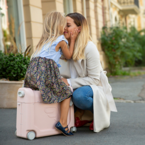 Back in Stock: Stokke BedBox Carry-On Suitcase @ Neiman Marcus