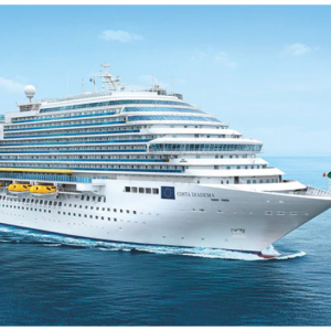 Costa  Cruise - 7 Nights Europe Cruise from $339 @CruiseDirect