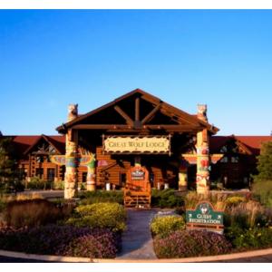 Groupon - 全美16家大狼屋水上度假村入住 + 水上乐园票低至$99/晚