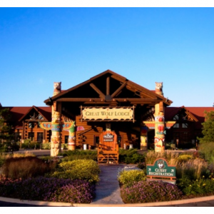 Great Wolf Lodge from $89/night @Groupon