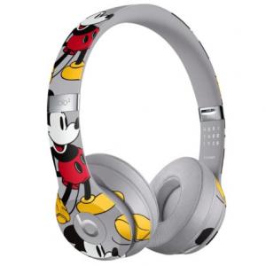 Beats Solo3 无线蓝牙耳机 米奇90周年限量版 @ Best Buy