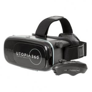 ReTrak Utopia 360° Virtual Reality Headset with Bluetooth Controller @ Best Buy