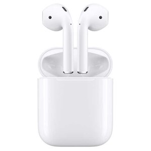 Apple AirPods Wireless Headphones with Wireless Charging Case @ Costco
