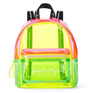 Kendall + Kylie Neon Mix Mini Backpack @ Walmart