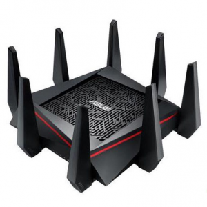 ASUS AC5300 Wi-Fi Tri-band Gigabit Wireless Router @ Newegg
