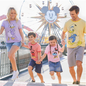 Graphic T-Shirts Sale @ Shopdisney