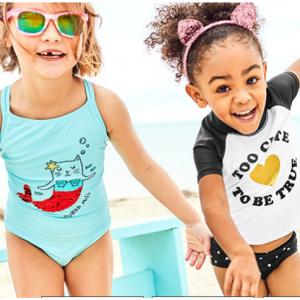 Kids Swimwear Sale @ Carter's