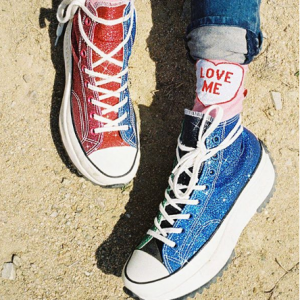 New Releases: Converse X JW Anderson