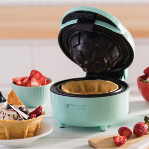 DASH Waffle Bowl Maker @ Amazon