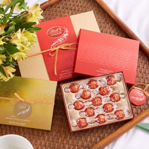 Lindt 精选礼盒装巧克力母亲节限时热卖