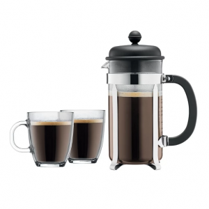 Bodum Brazil 8 Cup French Press Coffee For Two Set @Target