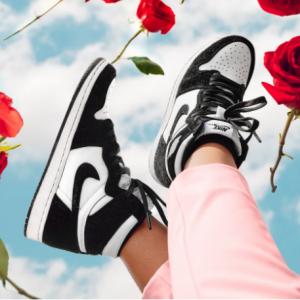 Women's Air Jordan I Twist Panda @ Nike