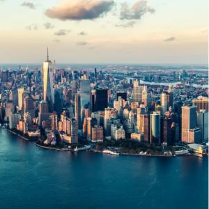 Priceline - 纽约3日游:往返机票+酒店 $384起
