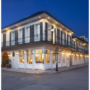 Booking.com -  Chateau Hotel, New Orleans