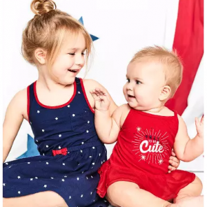 Kids 4th of July Clothing Sale @ Carter's