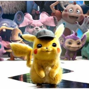 大侦探皮卡丘 Pokémon 电影票热卖中 @Fandango