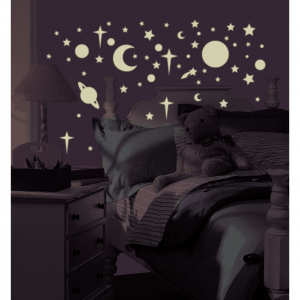 From $4.70 Wall Decals @ Walmart