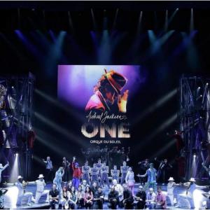 MGM Resorts - 迈克尔杰克逊秀 Michael Jackson One