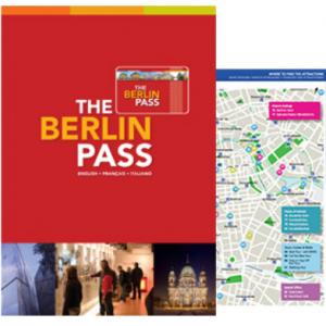 Berlin Pass - 柏林一卡通(Berlin Pass),免费进入柏林五十多个景点