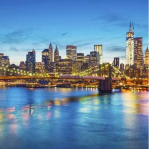 Groupon - 纽约天际线浪漫夜景游,单人现价$15(原价$30)