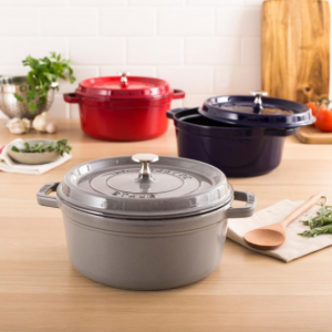 Up to 40% off + Extra 10% off Select Staub @ The Hut
