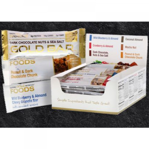 10% off Snack Bars @ iHerb