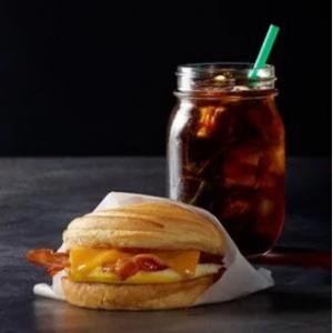 $5 for a $10 Starbucks eGift Card @ Groupon