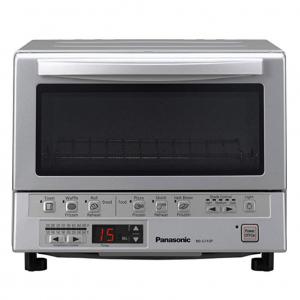 Panasonic Toaster Oven NB-G110P FlashXpress, Silver, 1300W @ Amazon