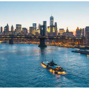 NYC Lights Dinner Cruise from $172 @ShowTickets