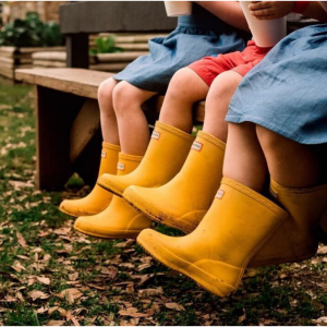 Kids Rain Boots & More @ Hunter