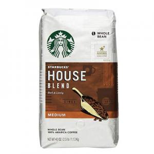 Starbucks 招牌特調咖啡豆 40 Oz