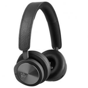 Bang & Olufsen - Beoplay H8i Wireless Noise Canceling On-Ear Headphones - Black @ Best Buy