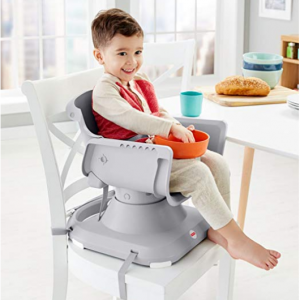 Fisher-Price High Chair & Booster Chair @ Amazon