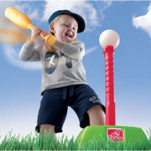 Step2 Toddler 2-in-1 T-Ball and Golf Indoor or Outdoor Learning Sports Play Set @ Walmart