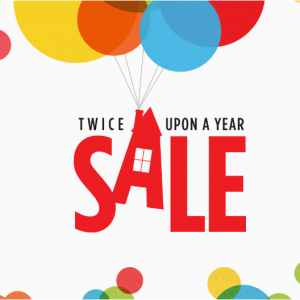 Twice Upon A Year Sale @ Shopdisney