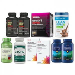2 for $18 on select products @ GNC