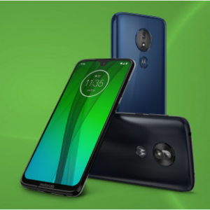 Motorola Moto G7 64GB Smartphone (Unlocked) for $230 @Motorola