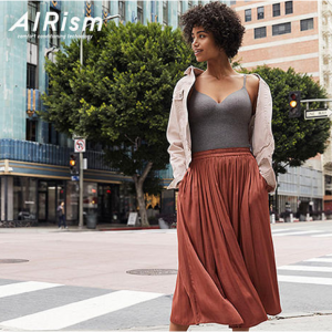 AIRISM Bra Tops - All-Day-Long Comfort @ Uniqlo