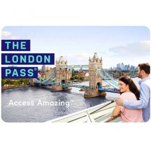 The London Pass - 伦敦通行证大促,免费畅游伦敦80+著名景点