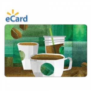 Starbucks Gift Cards - Email Delivery @Amazon