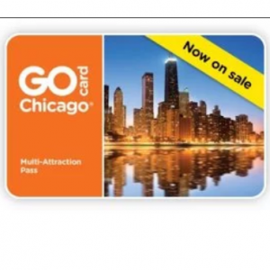 Sightsee Chicago your way and save up to 55% @Go City Card