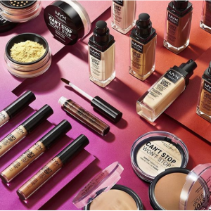 NYX Professional Makeup Sale @ Walgreens