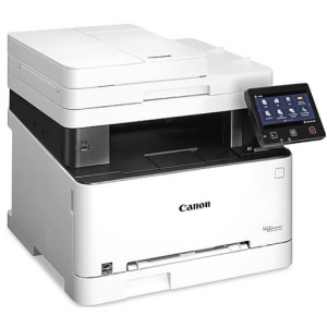 Canon Color imageCLASS MF644Cdw Wireless Color Laser All-In-One Printer @ Staples