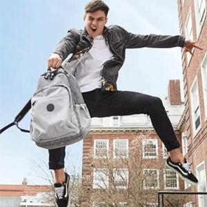 Kipling USA官网双肩背包、斜挎包、托特包等全场优惠