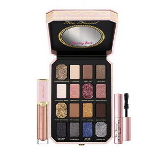 Too Faced 3-piece Pretty Rich & Sexy Eye and Lip Set @ HSN