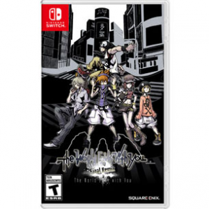 The World Ends with You: Final Remix @ GameStop