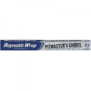 Reynolds Wrap Pitmaster's Choice Heavy Duty Aluminum Foil - 37.5 Square' now $2.50 off